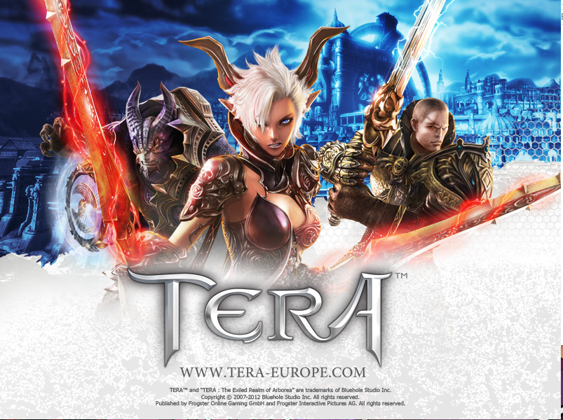 Server Files Tera Online emu JAVA EU0PiQa