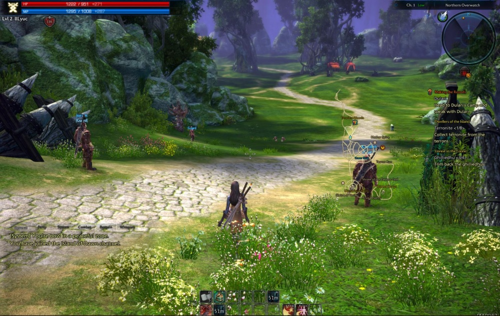Server Files Tera Online emu JAVA TzUMBe5