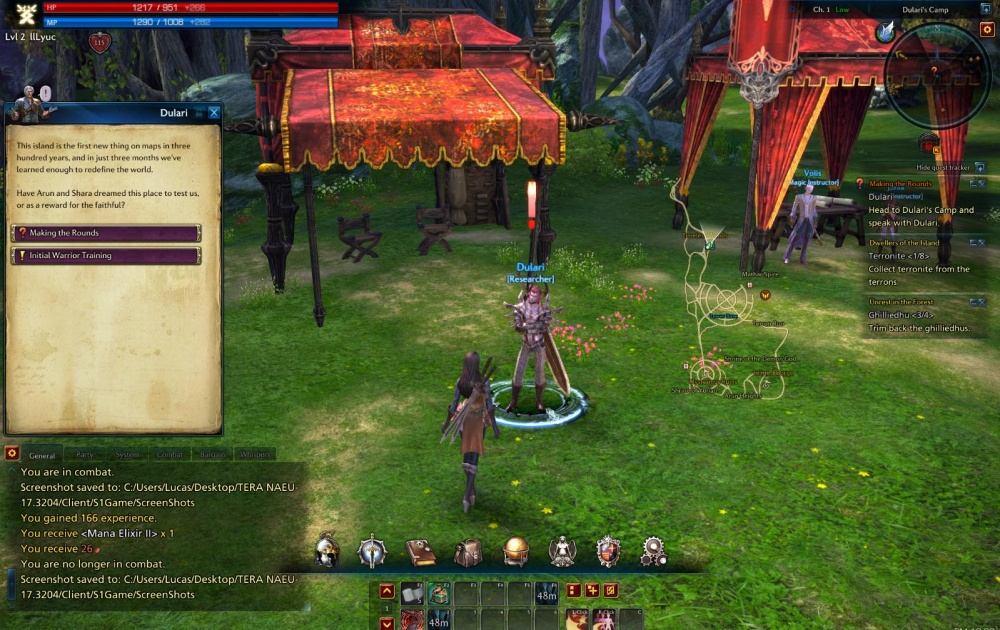 Server Files Tera Online emu JAVA VOX6glj