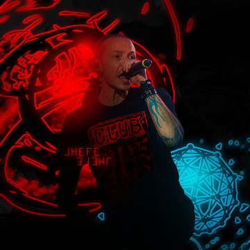 Avatar/Assinatura Chester Bennington